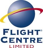 Flight Centre Logo FLT   Flight Centre Limited