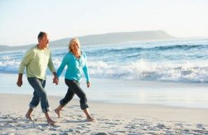 Middle Age Happy Couple Beach Retire Summer 300x195 Why Invest?